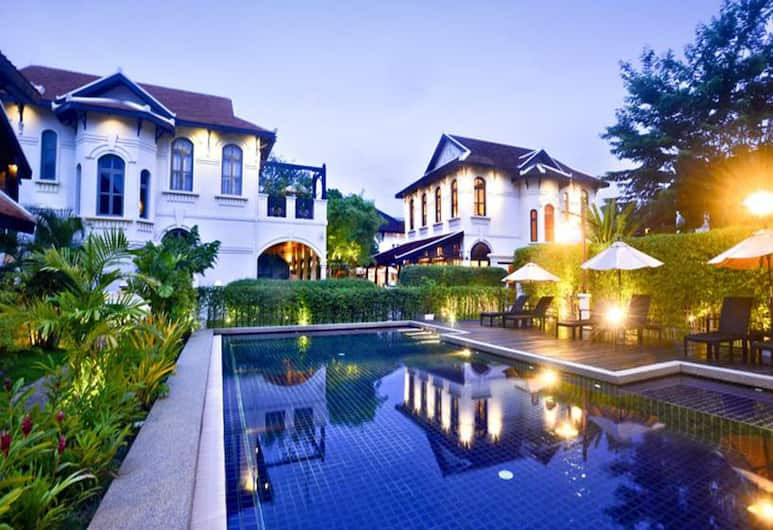 Ansara Hotel, Vientiane, Outdoor Pool