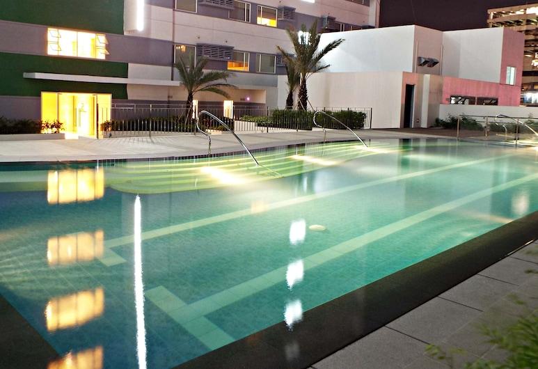 Hotel 101 Manila, Pasay, Außenpool