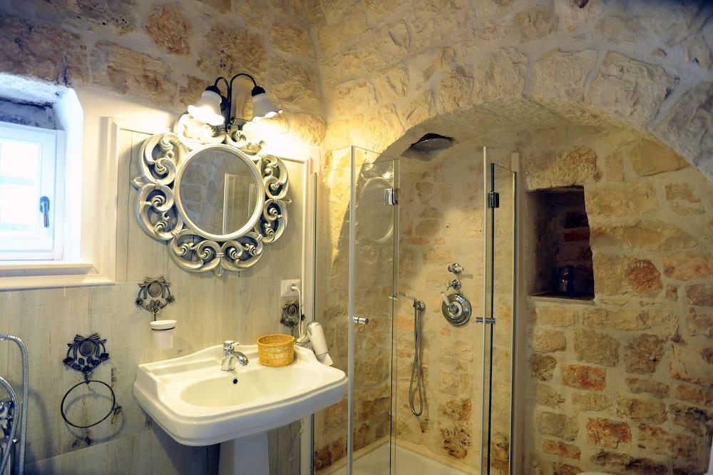 Junior Suite, 1 Bedroom (Trullo) - Bathroom