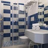 Phòng đôi Deluxe, Ban công - Phòng tắm