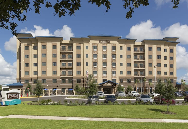 Staybridge Suites Orlando at SeaWorld, Orlando, Hotel Front