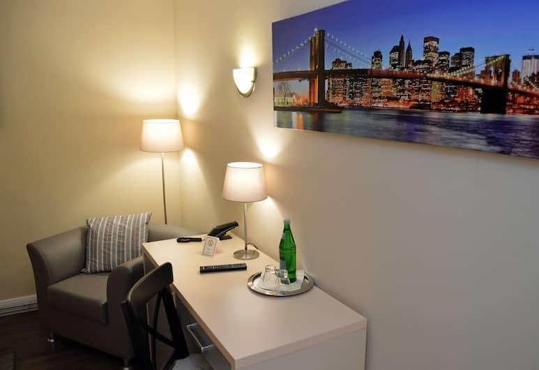 Hotel Jeta, Hamburg, Comfort-Doppelzimmer, Zimmer