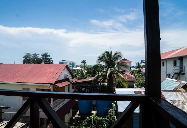 Surfari B&B, Bocas del Toro, Superior Apart Daire, Kısmi Deniz Manzarası, Kule, Teras/Veranda