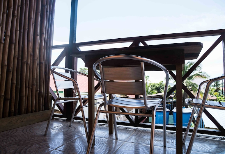 Surfari B&B, Bocas del Toro, Superior Apartment, Partial Ocean View, Tower, Interior Entrance