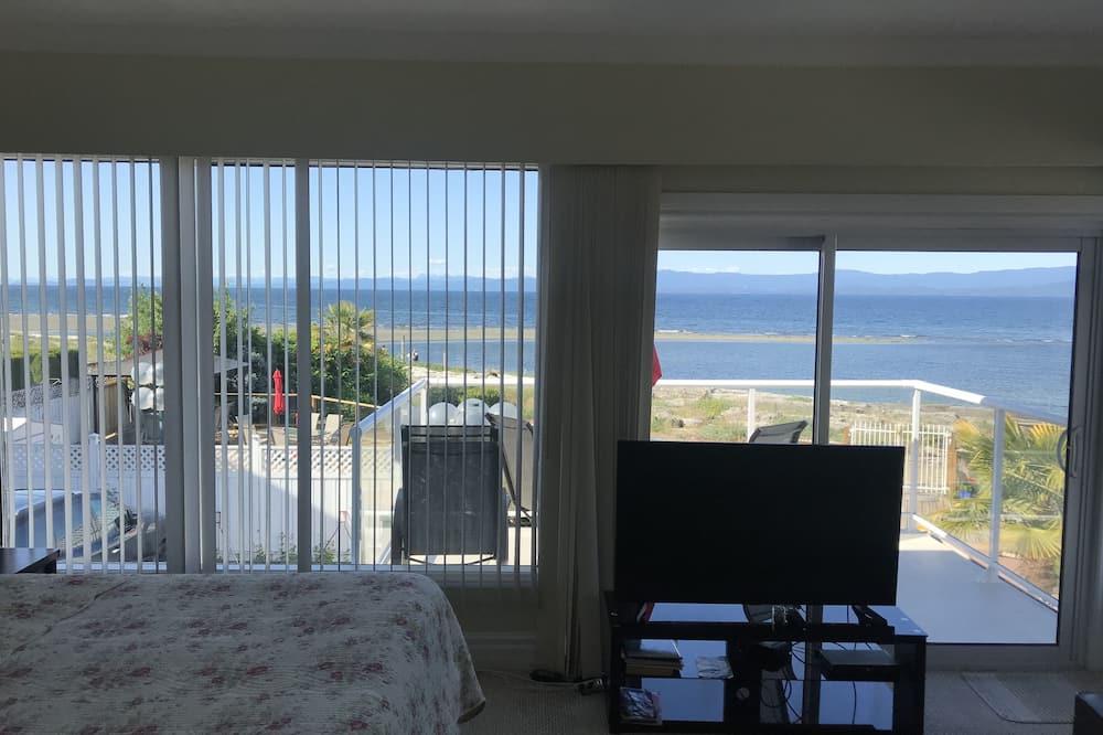 Apartmá typu Premier, dvojlůžko (180 cm) - Obývací prostor