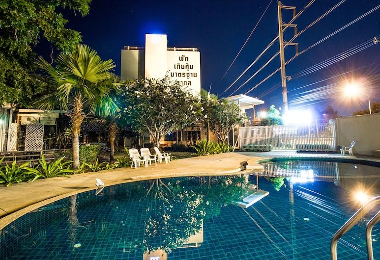 B2 Premier Hotel & Resort, Chiang Mai, Vonkajší bazén