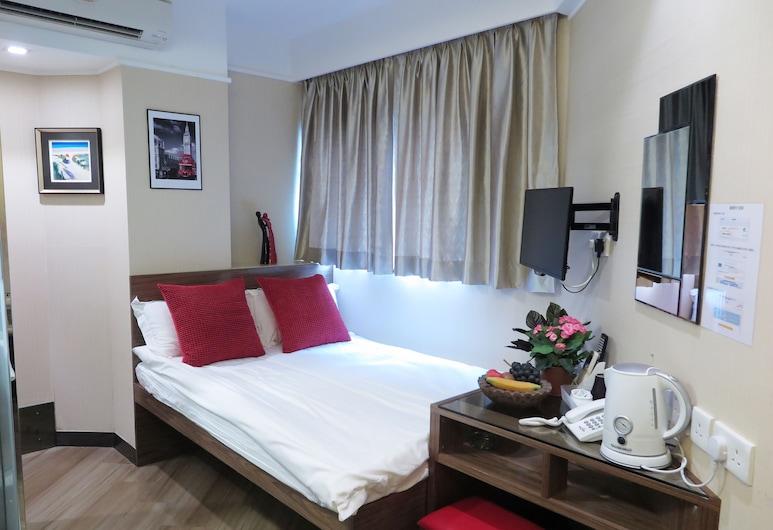 上海灣紅酒店, 九龍