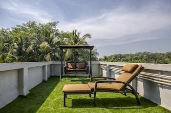 Candolim bölgesindeki Zense Resort resmi