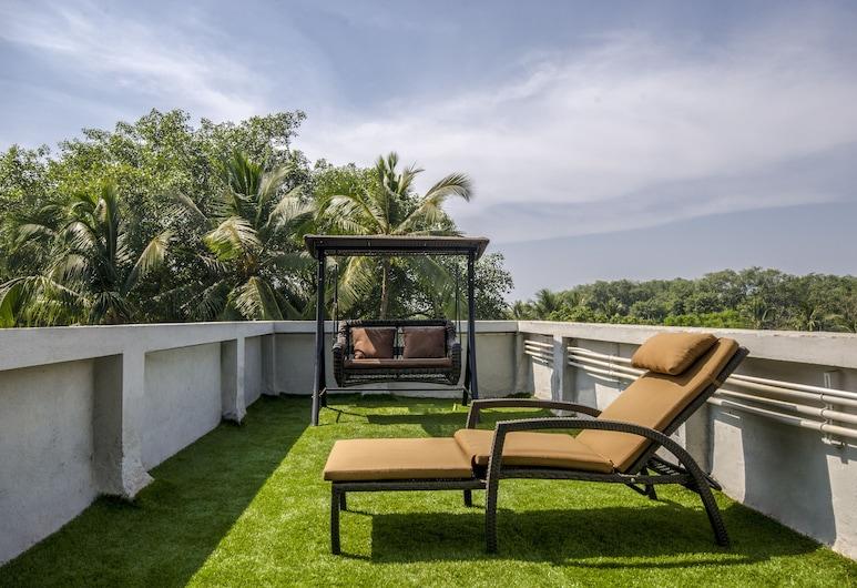 Zense Resort, Candolim, Junior Σουίτα, Αίθριο/βεράντα
