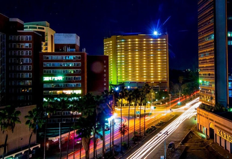 The Monomotapa Hotel, Harare