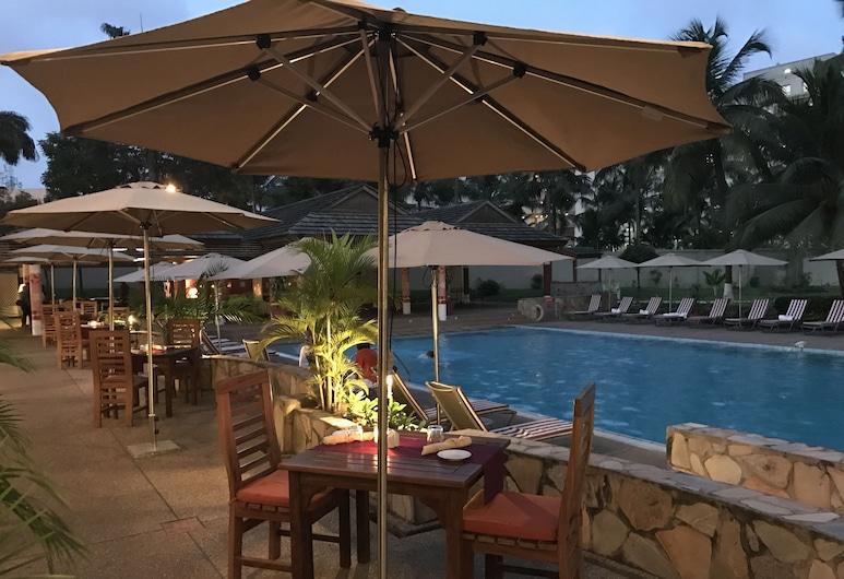 Accra City Hotel, Accra, Outdoor Pool
