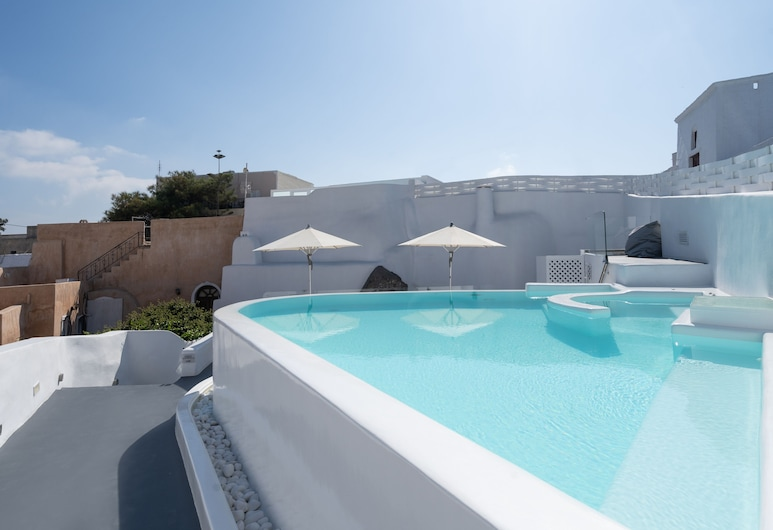 Infinity Collection Fira , Santorini, Outdoor Pool
