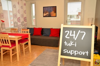 Picture of Helppo Hotelli Apartments Tampere in Tampere
