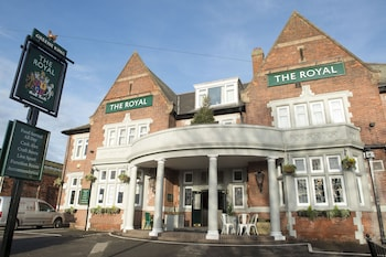 Picture of Royal Hotel in Scunthorpe