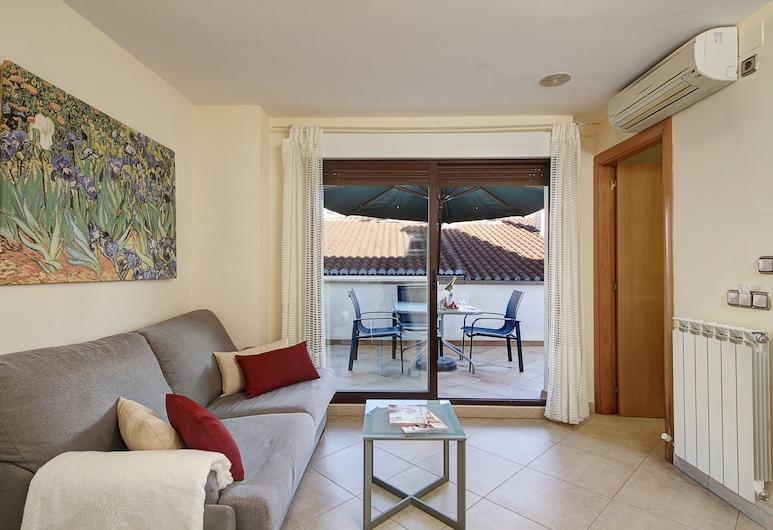 旅遊中心公寓, 格拉納達, 雙人房, 客廳