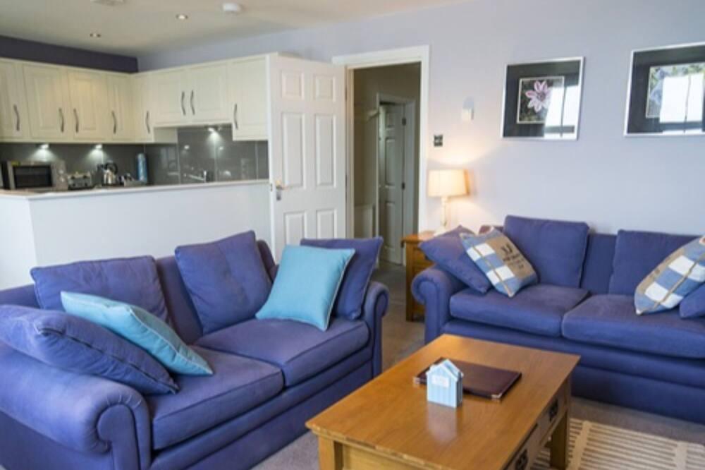 Apartment, 2 Bedrooms, Ensuite (Beach Life) - Ruang Tamu