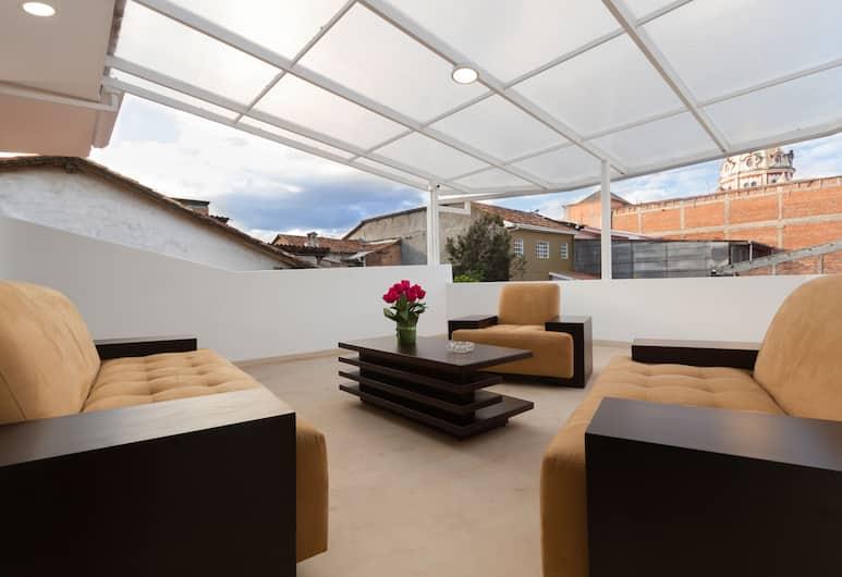 San Blas Hotel & Suites Ecuador, Cuenca, Area per barbecue/picnic