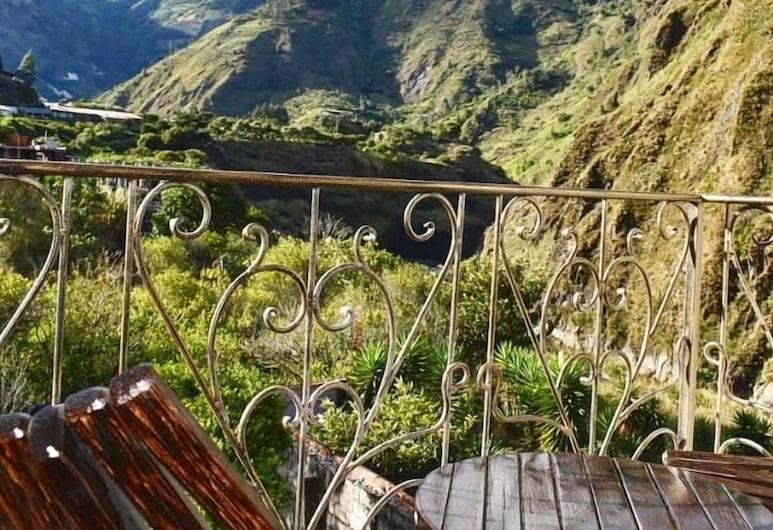 Aldea Real Eco Friendly, Baños de Agua Santa, Design Room, 1 Bedroom, Balcony