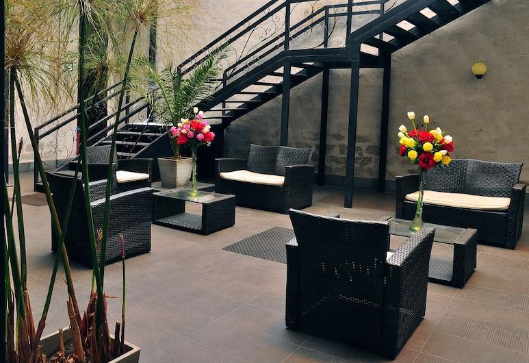 Hoteles Riviera - Mansión, Arequipa, Posezení ve vstupní hale