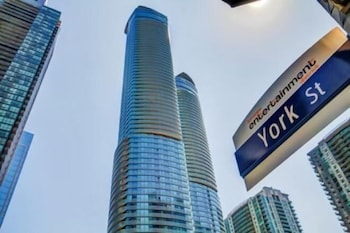 Picture of EG Suites - York St Condos 2 near CN Tower offered by Short Term Stays in Toronto