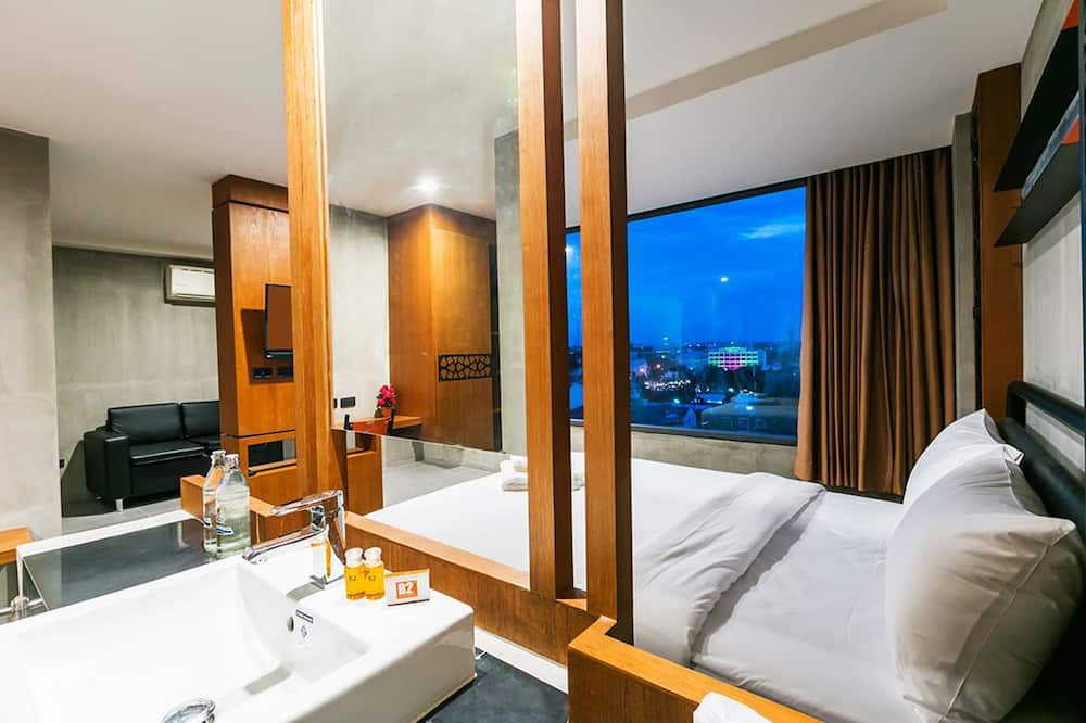 Junior Suite Room  - Oda