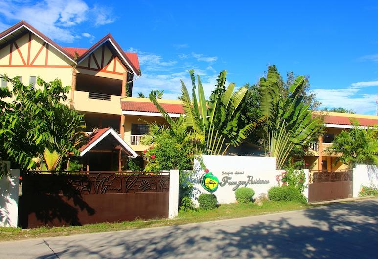 Panglao Island Franzen Residences, Panglao, Hotel Front