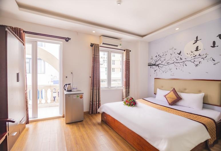 邁阿密海灘酒店, 峴港, 全景雙人房單人入住, 1 間臥室, 城市景, 客房