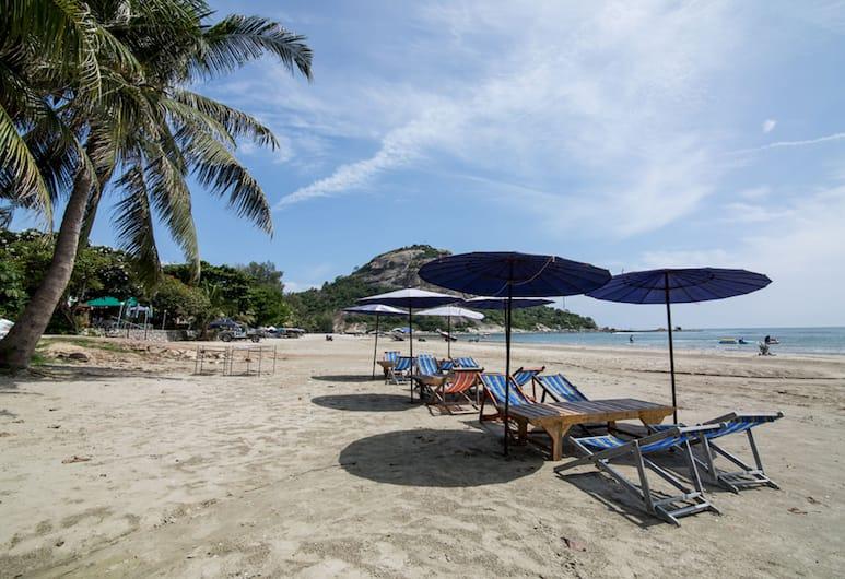 第一選擇套房大酒店, Hua Hin, 海灘