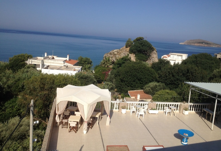Alkyonis Apartments, Kalymnos