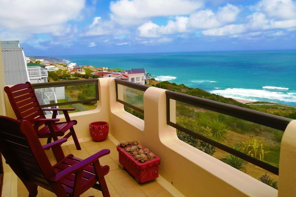 Honeymoon Tek Büyük Yataklı Oda, 1 Yatak Odası, Balkon, Plaj Manzaralı - Öne Çıkan Resim