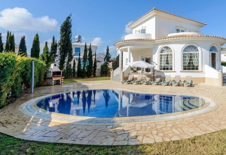 Villa Elysium, Sotira, Villa, 4 habitaciones, Alberca privada