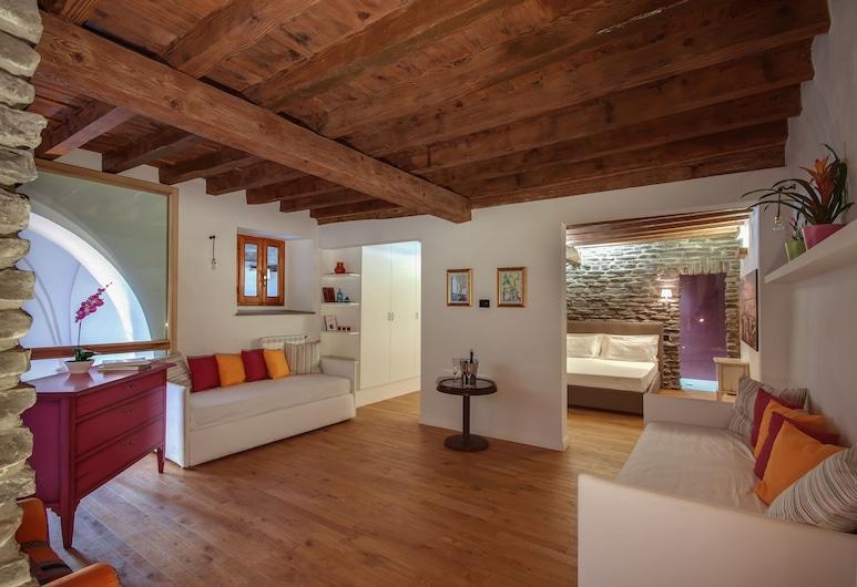 Residenza del Borgo, Florence, Kamer