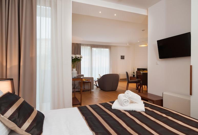 Residence by Vestibul Palace, Split, Junior One Bedroom Suite, Living Area