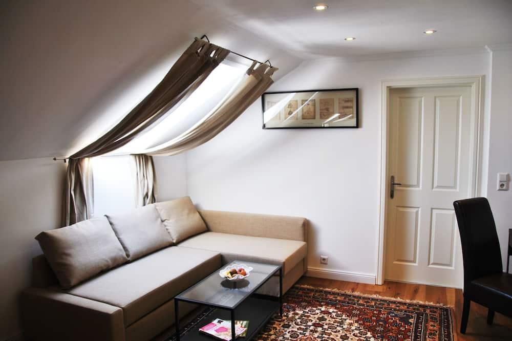 Kamar Double Mewah, 1 kamar tidur, pemandangan kebun, area taman - Area Keluarga