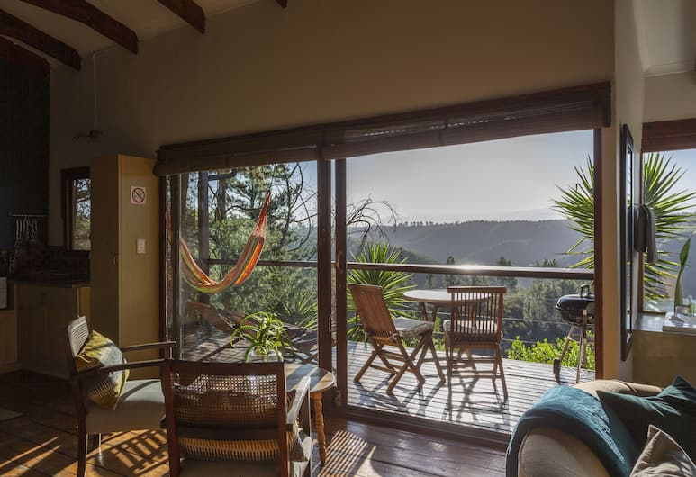 Forest Valley Cottages, Knysna, Honeymoon Chalet, Mountain View, Mountainside (Glory Dawn), Terrace/Patio