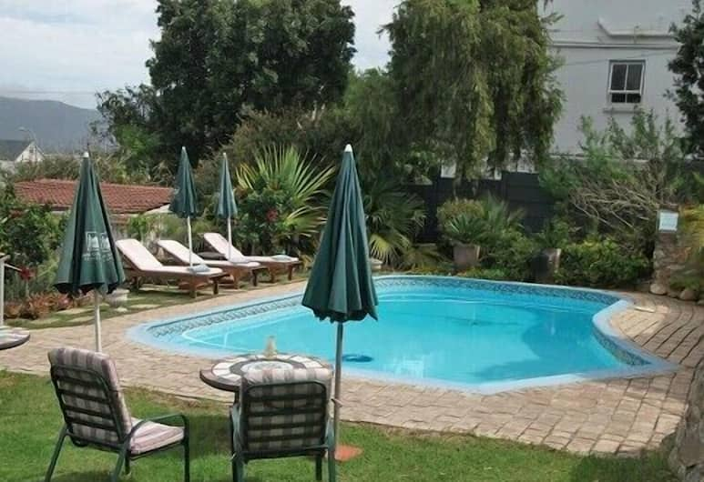 Aestas Bed & Breakfast, Knysna, Outdoor Pool