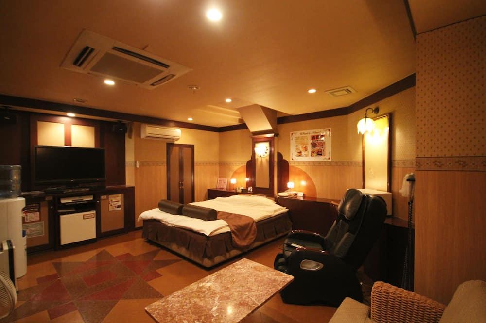Doppelzimmer, Raucher - Zimmer