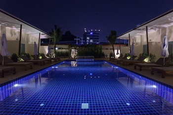查龍查隆公主泳池別墅渡假村的相片