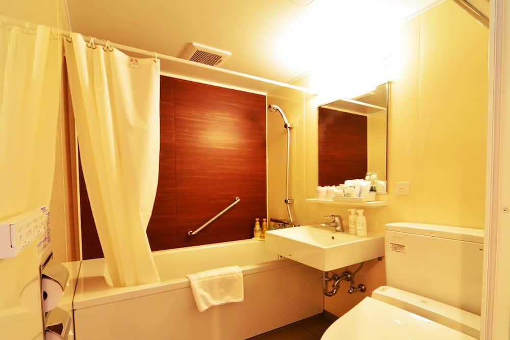 Pokój z 2 pojedynczymi łóżkami typu Superior, dla niepalących - Łazienka