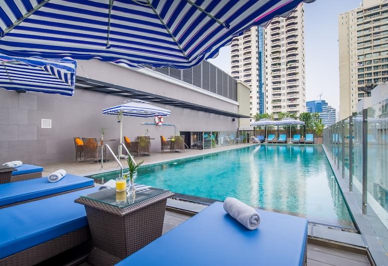 ウェル ホテル バンコク スクンビット 20, バンコク, 屋外プール