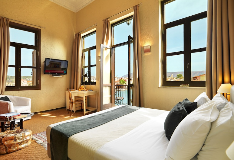 Alcanea Boutique Hotel, Chania, Superior Double Room, Terrace ( 2nd floor), Guest Room