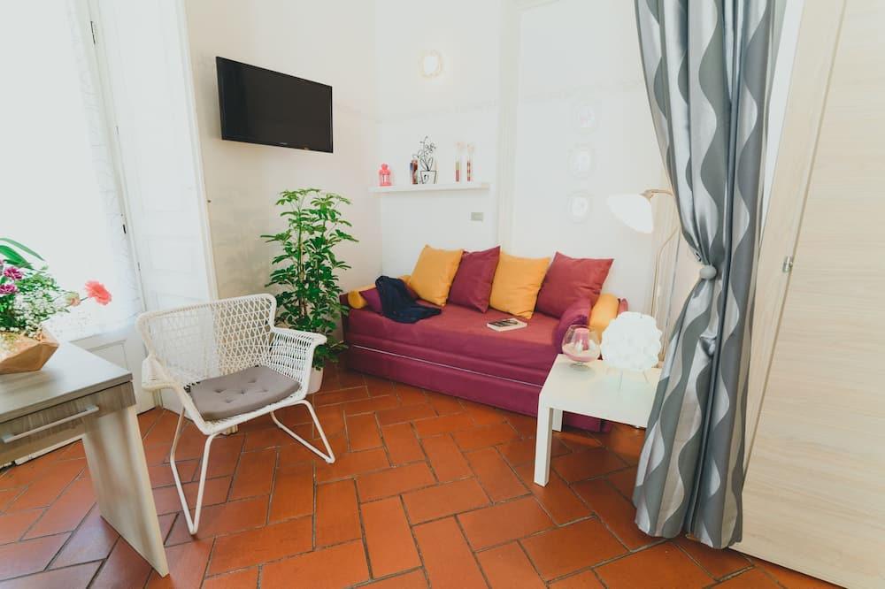 Štvorlôžková izba - Obývacie priestory