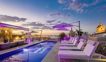 Foto van Sophia Hotel in Cartagena