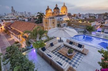 Bild vom Sophia Hotel in Cartagena