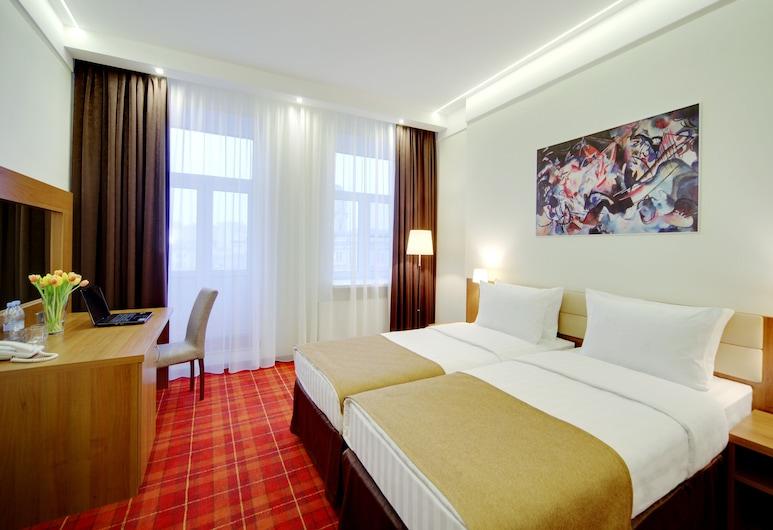 Best Western Plus Centre Hotel, Saint-Pétersbourg, Chambre Standard, 2 lits une place, non-fumeurs, Chambre