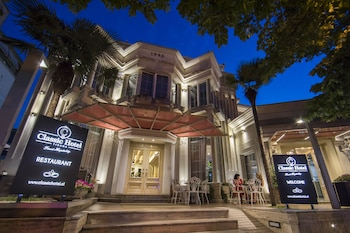 Foto van Classic Hotel in Tirana