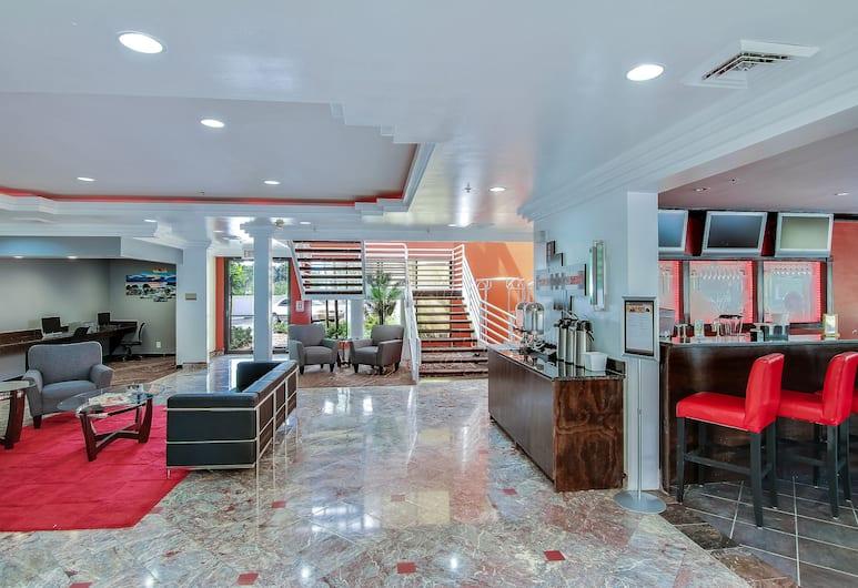 The Link Hotel on Sunrise, Fort Lauderdale, Entrén inifrån