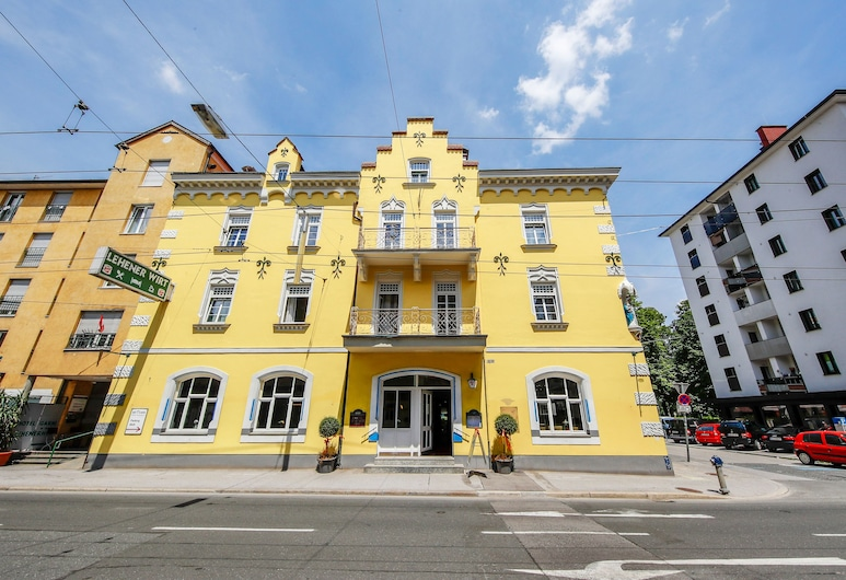 Hotel Lehenerhof Salzburg, Salzburg, Hotelfassade