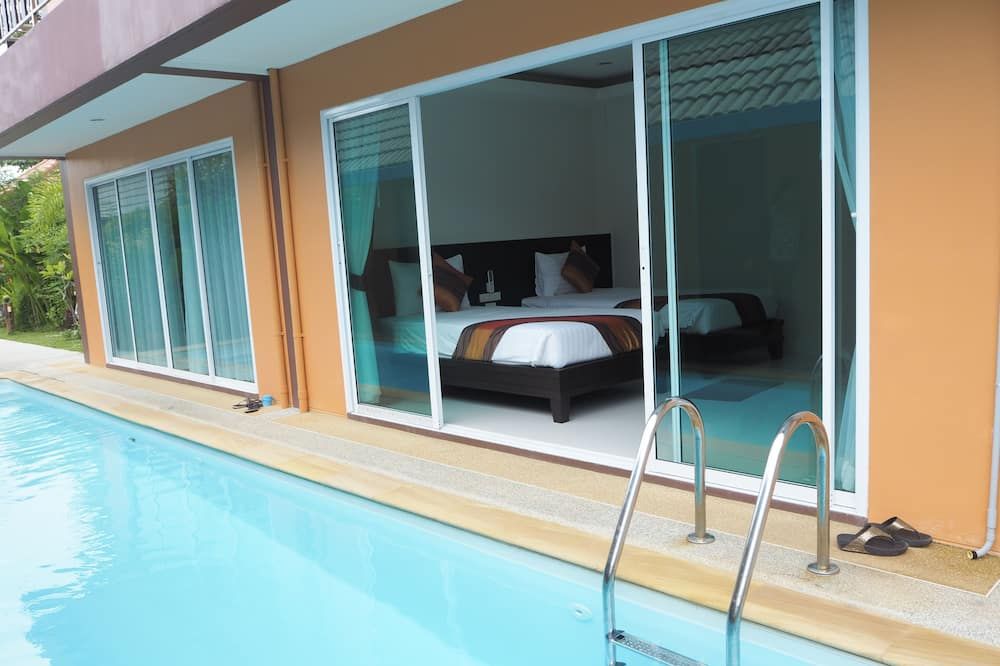 Superior Pool Access Twin Bed - Θέα δωματίου