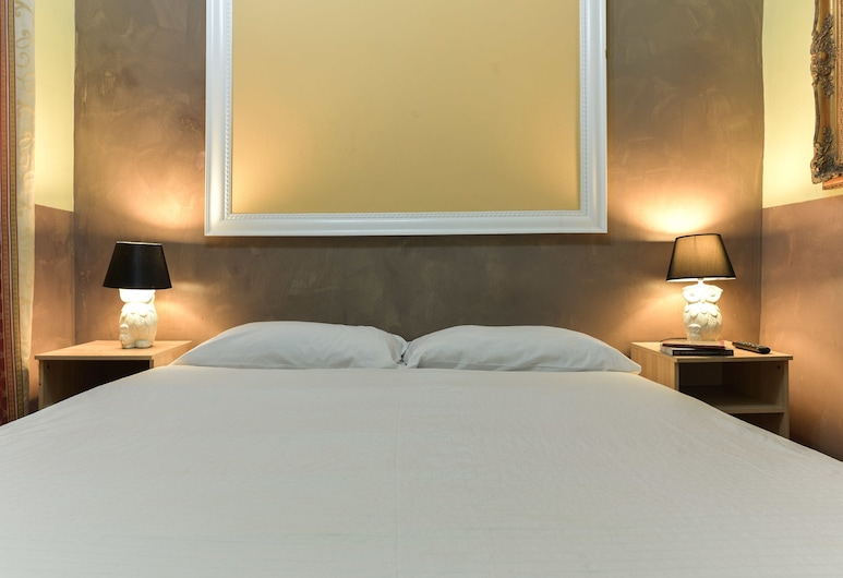 Napoleon Guesthouse, Rome, Double Room, Guest Room